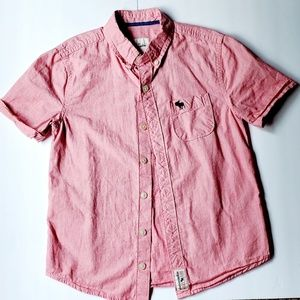 Preppy shirt (Coral)